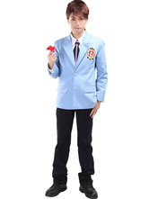 Ouran High School Host Club Suoh Tamaki Cosplay Costume  Halloween