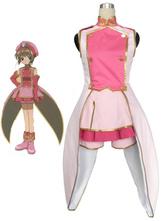 Carnevale Costume Carnevale Cosplay costume di Cardcaptor Sakura di Kinomoto Sakura