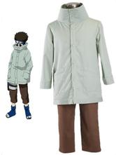 Naruto Yunyo Shino 1th 65% Cotton 35% Polyester Cosplay Costume Halloween