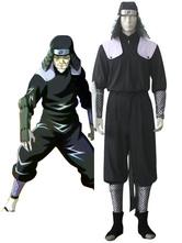 Naruto Hiruzen Sarutobi Cosplay uniformes de pano Halloween