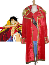 Anime Costumes AF-S2-22687 One Piece Luffy Halloween Cosplay Monkey D Luffy Cosplay Costume