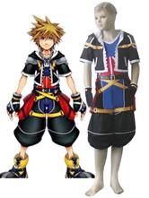 Disfraz de niños Carnaval Uniforme para cosplay de Kingdom Hearts 2 para niños