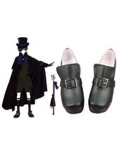 Black Butler Kuroshitsuji Ciel Halloween Cosplay Shoes Halloween