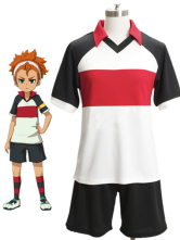 Anime Costumes AF-S2-150154 Inazuma Eleven Cosplay Costume Summer Footbal Jersey