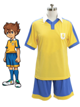 Anime Costumes AF-S2-150166 Inazuma Eleven Raimon School Cosplay Footbal Jersey