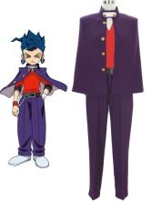 Anime Costumes AF-S2-150158 Inazuma Eleven Cosplay Costume Winter School Uniform