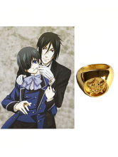 Anime Costumes AF-S2-17103 Black Butler Cosplay Ring