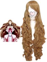 Anime Costumes AF-S2-42847 CodeGeass Nunnally Vi Britannia Nylon Cosplay Wig
