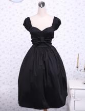 Sweetheart Algodão Império cintura Algodão Vestido Lolita Classic