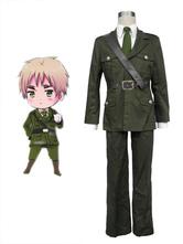 Hetalia Axis Powers Gran Bretagna Suit 65% cotone 35% poliestere Costume Cosplay Carnevale