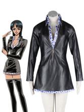 Anime Costumes AF-S2-73407 One Piece Nico Robin Halloween Cosplay Costume