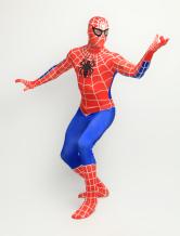 Disfraz Carnaval Spiderman Body Halloween Lycra Spandex Super Hero Disfraz Cosplay Halloween