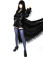 Anime Costumes AF-S2-120060 One Piece Film Strong World Nico Robin Halloween Cosplay Costume