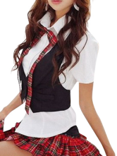 Anime Costumes AF-S2-12244 Japanese School Uniform Cosplay Costume