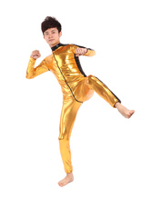 Anime Costumes AF-S2-22166 Halloween Shiny Metallic Catsuit