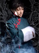 Anime Costumes AF-S2-23881 Black Butler Lau Halloween Cosplay Costume