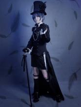 Anime Costumes AF-S2-14422 Black Butler Kuroshitsuji Ciel Halloween Cosplay Costume