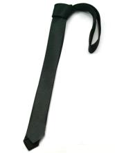 Formal Black Pure Color  Ties