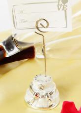 4-Piece Cake Pattern Wedding Place Card Holder