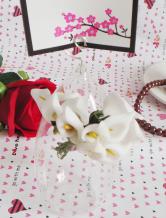 Sweet Vase Wedding Card Holder