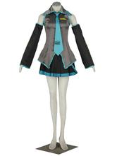 Cosplay costume Vocaloid di Hatsune Miku Carnevale