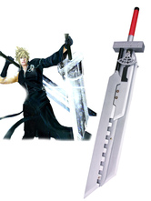 Final Fantasy VII: Advent Children Cloud Strife Fusion Swords Cosplay Weapon