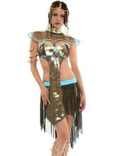 Anime Costumes AF-S2-489797 Halloween Egyptian Girl Costume