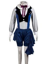 Anime Costumes AF-S2-10266 Black Butler Kuroshitsuji Ciel Phantomhive Halloween Cosplay Costume