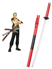 Anime Costumes AF-S2-445883 One Piece Roronoa Zoro Three Sword Style Cosplay Weapon