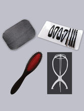Anime Costumes AF-S2-394065 Special 4-Piece Accessories for Wigs