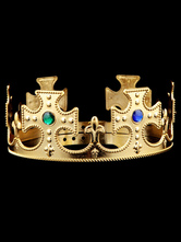 Anime Costumes AF-S2-479283 Halloween Crown For King