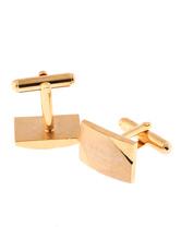 Alloy casamento camisa Cufflinks(box:3.5 X 3.5 X 2.5 Cm) personalizado ouro Cufflinks MASC