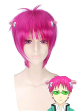 Anime Costumes AF-S2-635119 The Disastrous Life Of Saiki K. Cosplay Headwear