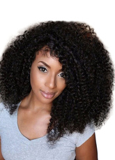 Anime Costumes AF-S2-638193 African American Wigs Black Curly Synthetic Wigs For Black Women