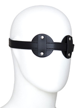 Anime Costumes AF-S2-651673 Black Sexy Toy PU Eye Mask For Couple