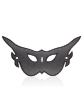 Anime Costumes AF-S2-651681 Sexy Eyepatch Costume PU Black Party Costume Eye Mask