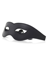 Anime Costumes AF-S2-651691 Sexy Eyepatch Costume PU Black Party Costume Eye Mask