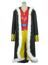 Anime Costumes AF-S2-509359 One Piece Luffy Cosplay Costume The New World Version