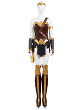 Anime Costumes AF-S2-601643 Wonder Woman Cosplay Costume Batman DC Comics Cosplay