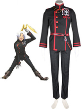 D.Gray-man Allen Walker Cosplay Costume Halloween