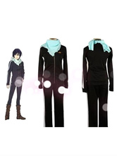 Anime Costumes AF-S2-623069 Noragami Yato Halloween Cosplay Costume Sports Wear