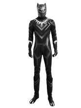 Anime Costumes AF-S2-615829 Avengers Black Panther Halloween Cosplay Costume Marvel's Comic Cosplay Costume