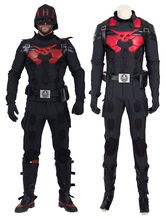 Anime Costumes AF-S2-634361 Captain America Hydra Steve Rogers Halloween Cosplay Costume