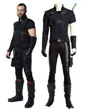 Anime Costumes AF-S2-616257 Captain American Hawkeye Clinton Barton Halloween Cosplay Costume Marvel's Comic Cosplay Costume