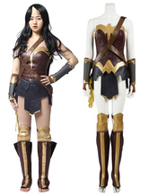 Anime Costumes AF-S2-619011 Wonder Woman Diana Prince Halloween cosplay costume