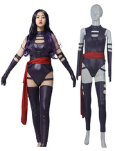 Anime Costumes AF-S2-600293 X-Men Psylocke Cosplay Costume Movie Cosplay Costume