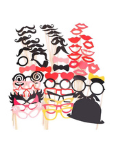 Anime Costumes AF-S2-667371 Carnival Costume Accessories Multi Color Paper Holiday Costume Photo Props