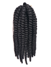 Anime Costumes AF-S2-667791 Crochet Braid Hair Black Rope Twist Havana Mambo Africa American Hair Extensions