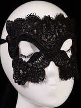Sexy Lace Mask Women's Black Eye Patch