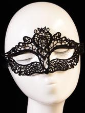 Sexy Lace Mask Women's Black Eye Patch